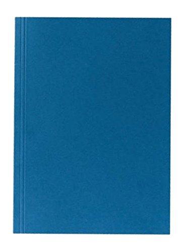 Aktendeckel A4 blau, Manilakarton 250 g/qm