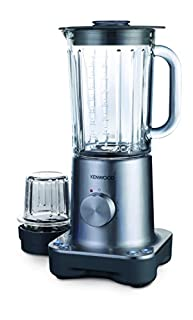 Kenwood BL770 Standmixer, 800 W, 1,6 l Glas-Mixbehälter, Multi-Mühlenaufsatz, silber (B002RW6V1G) | Amazon price tracker / tracking, Amazon price history charts, Amazon price watches, Amazon price drop alerts