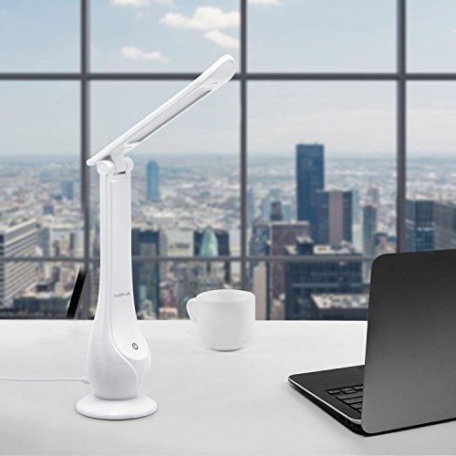 Schreibtischlampen Lampen & Schirme 2019 Dc5v Touch 3 Ebene Dimmbare Usb Folding Led Licht Tisch Lampe Augenschutz