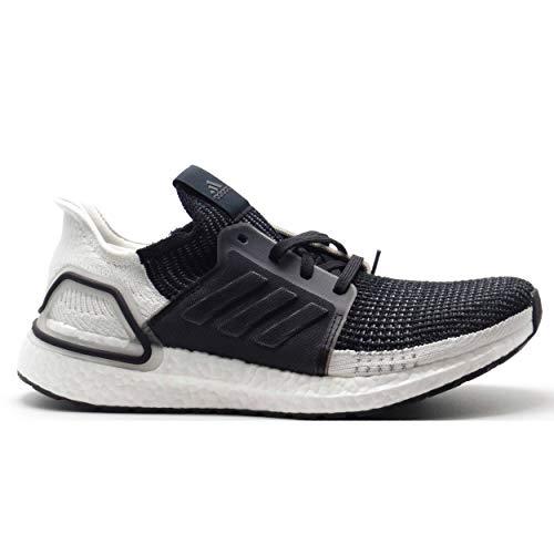 Adidas Ultra Boost 19 Zapatilla para Correr en Carretera o Camino de Tierra Ligero con Soporte Neutral para Hombre Negro 42 EU