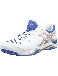 ASICS Gel Challenger Zapatillas de Tenis Para Mujer Blanco blanco Talla:5.5 iiVqHqwXUz