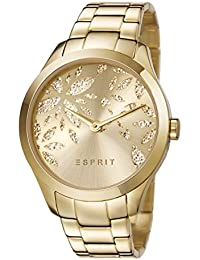 Esprit Women's Analogue Quartz Watch with Stainless Steel Bracelet – ES107282003
