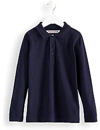 RED WAGON Jungen Langarm Poloshirt