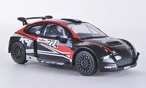 Colin McRae R4, No.224, 2007, voiture miniature, Miniature déjà montée, Vanguards 1:43