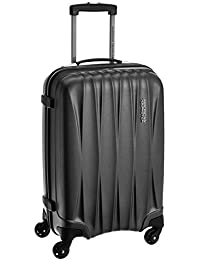 American Tourister Polycarbonate 55 cms Gun Metal Carry On (38W (0) 58 001)