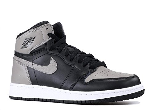 Nike Air Jordan 1 Retro High OG (BG) 'Shadow' - 575441-013 - Size - 7Y -