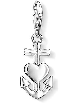 Thomas Sabo 0083-001-12 Glaube, Liebe, Hoffnung Charm Anhänger Silber