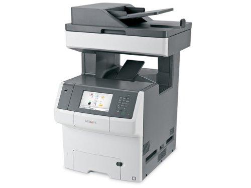 Lexmark 34T5044 All-in-One Multifunktionsdrucker (Scanner, Kopierer, Drucker, Fax, USB 2.0) grau - Lexmark All In One