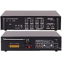 GBC - Amplificateur professionnel 100V - 50W avec MP3 - GBC 61611350