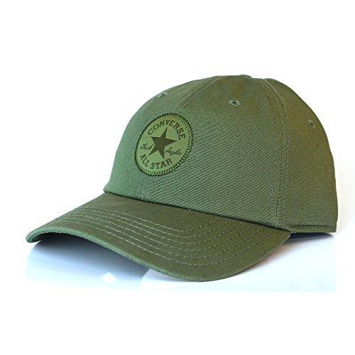 Cappellino converse regolabile in cotone baseball  e925c29b5c47