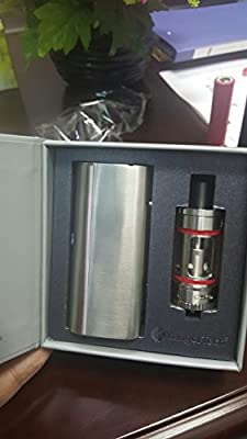 Authentisch Kanger Kangertech Topbox Mini Platin 75W Starter Kit (Subox Mini Upgrade-Ausgabe) 100% ursprüngliche echte Kangertech Verdampfer Null Nikotin E-Zigarette von Kangertech