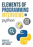 This is the Python version of our book. See the website for links to the C++ and Java version.Have you ever... Wanted to work at an exciting futuristic company? Struggled with an interview problem thatcould have been solved in 15 minutes? Wished you ...