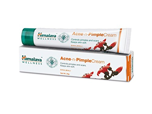 Himalaya Herbals Acne-n-Pimple Cream, 20g