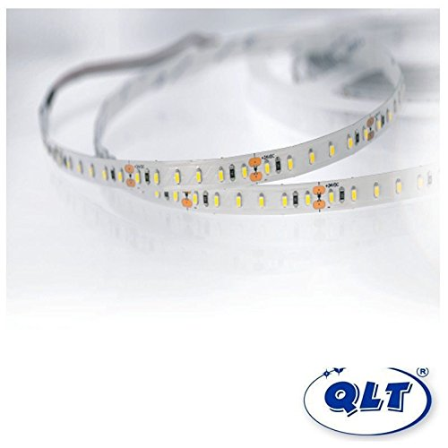 QLT tira LED 11W 24V Luz Cálida 3000K IP20–1metro Strip
