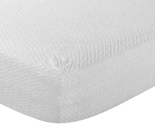 Pikolin Home - Protector de colchón Rizo, antialérgico, antiácaros, antibacterias y antimoho, 135 x 190/200 cm, Cama 135 (Todas Las Medidas)