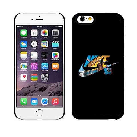Designer Coque Iphone 6 6s 4.7 Case Nike Logo Just Do It Brand Quotes Cute Frame Cover Shell Hard Case