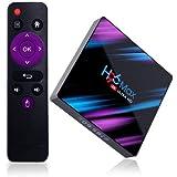 H96 MAX TV Box Android 9.0 with 2GB RAM 16GB ROM Dual Band 2.4G /5GWIFI BT 4.0 USB 3.0 Smart Box