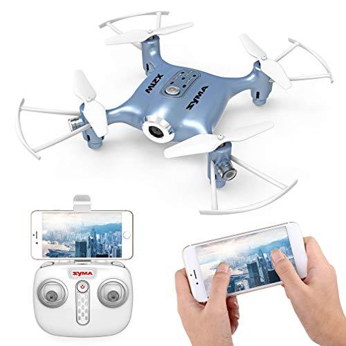 Syma X21W Drone Mini RC Cámara WIFI FPV 2.4GHz 4CH