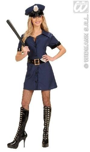 Kostüme Cop Girl (KOSTÜM - POLICE GIRL - Größe 38/40)