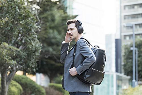 Panasonic RP-HD605NE-K Bluetooth Noise Cancelling Kopfhörer (bis 20 h Akkulaufzeit, Quick Charge, Sprachsteuerung, schwarz) - 17