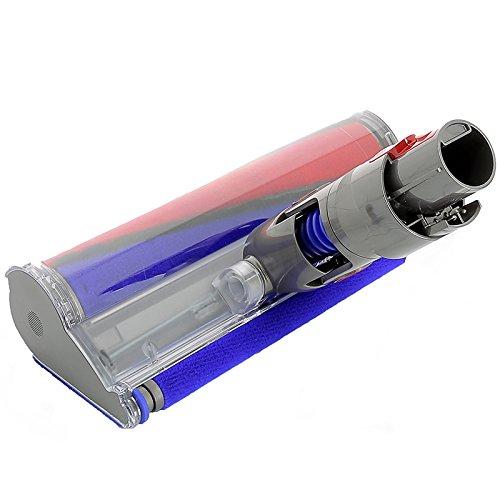 SPARES2GO Bodendüse Softroller für Dyson V8 Staubsauger