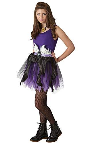 Rubie's Offizielles Disney Ursula Zubehör-Set, Flügel und Tutu, ab 12 Jahren (Ursula Kostüm Für Erwachsene)