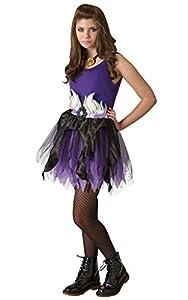 Rubies - Juego de accesorios oficial de Disney Ursula, alas y tutú, talla de adulto de 12 años en adelante