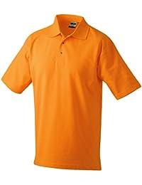 James & Nicholson Herren Poloshirt Polo-Piqué Medium