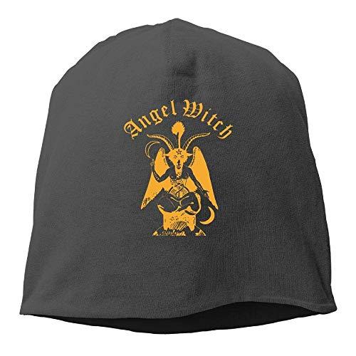 MLNHY Goat Baphomet Devil Winter Beanie Skull Cap Warm Knit Ski Slouchy Hat Durable