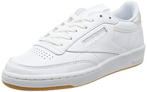 reebok-club-c-85-diamond-scarpe-indoor-multisport-donna-multicolore-white-gum-39-eu