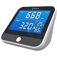 Tackly Détecteur co2 portable - Capteur co2 maison - Appareils mesurant qualité air intérieur - Mesure et competeur…