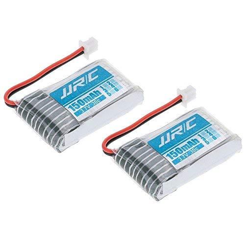 YUNIQUE ESPAGNE® 2 PIEZAS 3.7V 150mAh batería JJRC