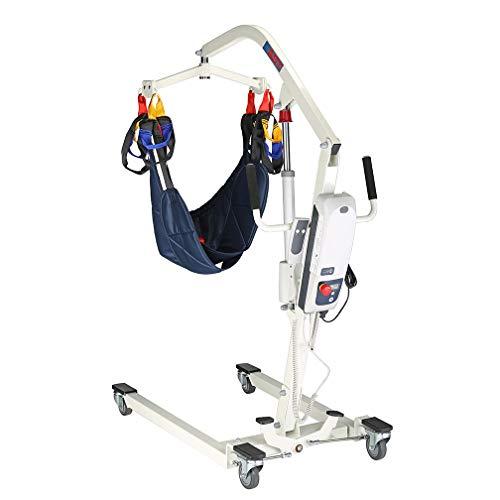 Elektro-Hebe Sessel Transfer-Pflege Maschine nach unten bewegliche Stecker in Verwendung 3M Netzkabel für Behinderte, ältere Patienten mit Lähmung, verletzte Person