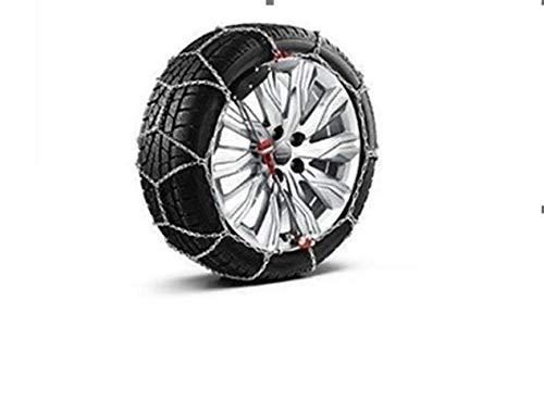 Audi 4F0091365 Schneeketten-Satz 'Basis-Klasse' für 225/55 R16 - 215/55 R17 - 225/50 R17 - 225/45 R17- 225/45 R18 - 225/50 R18