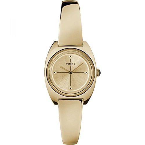 Montre Femme Timex Petite Semi-Bangle TW2R70000