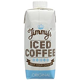 Jimmys Original Iced Coffee 330ml (Pack of 12)