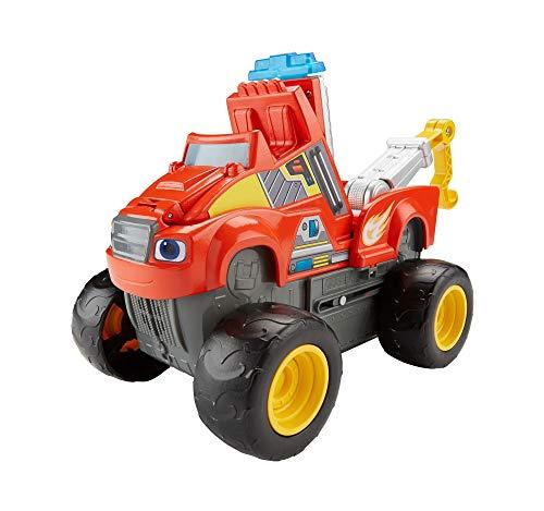 Blaze und die Monster Maschinen fhv43verwandelt Tow Truck Blaze - Truck Diecast Tow