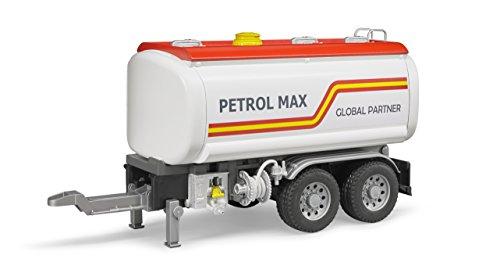 Preisvergleich Produktbild Bruder 3925 LKW Tank-Anhänger