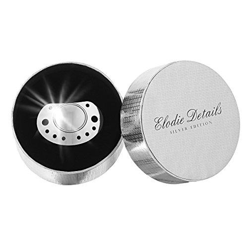 Preisvergleich Produktbild Elodie Details 1332 - Silber Schnuller Exclusive Collection, kiefergerecht, ab 3 Monaten geeignet