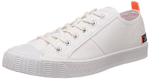 Superdry Super Sneaker Low Uomo Sneaker Bianco