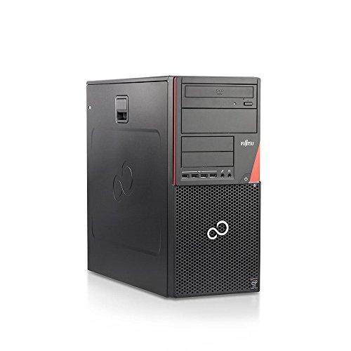 Fujitsu Esprimo P920 Desktop PC, Intel Core i5 (Quad Core), 8 GB RAM, 240GB SSD, DVD-ROM, Windows 10 Professional (Zertifiziert und Generalüberholt)