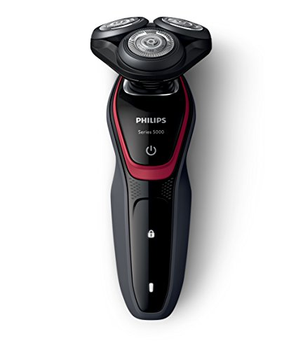 Philips Series 5000 Dry Men's Electric Shaver S5130/06 with Precision Trimmer