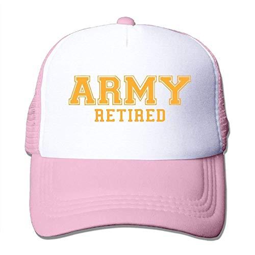 Voxpkrs Ejército Jubilado Hombres Mujeres Gorras