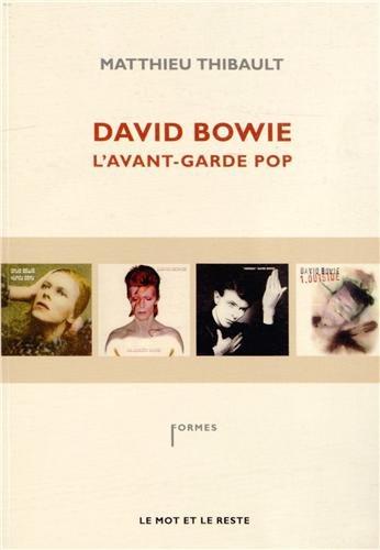 David Bowie : L'avant-garde pop