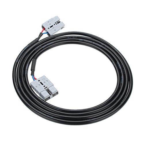 12V 50AMP Anderson Harness Kit Stromstecker Verlängerungskabel Kabel Draht 3M 50a Kabel