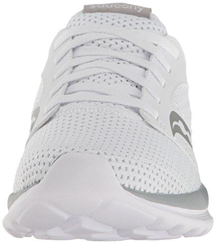 Saucony Women's Kineta Relay Women's Footwear Weiß/Grau