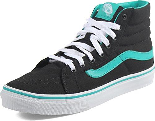 Vans Damen Ua Sk8-Hi Slim Hohe Sneakers (Pop) Columbia/Black