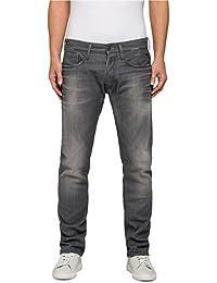 Replay Herren Loose Fit Jeans Newbill