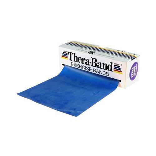 Thera-Band Übungsband 5,5 m, extra stark/blau