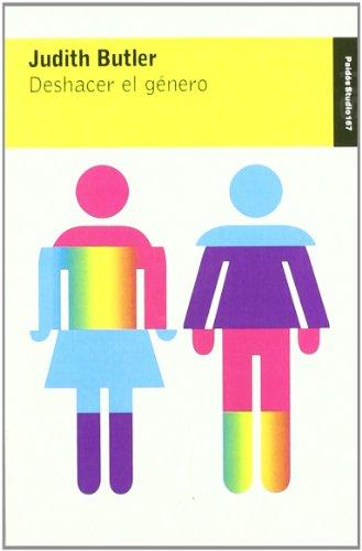 Deshacer el género (Studio) por Judith Butler